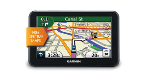 Garmin nüvi 50LM 5-Inch Portable GPS Navigator with Lifetime U.S. Maps
