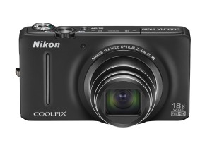 Nikon COOLPIX S9200 16 MP CMOS Digital Camera