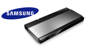Samsung BD-F7500 3D Blu-ray Player