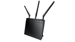 The ASUS RT-N66U Dual Band N900 Wireless Router