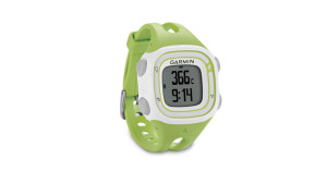 The Garmin Forerunner 10 GPS Watch