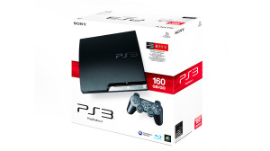 The Sony PlayStation 3 160GB System