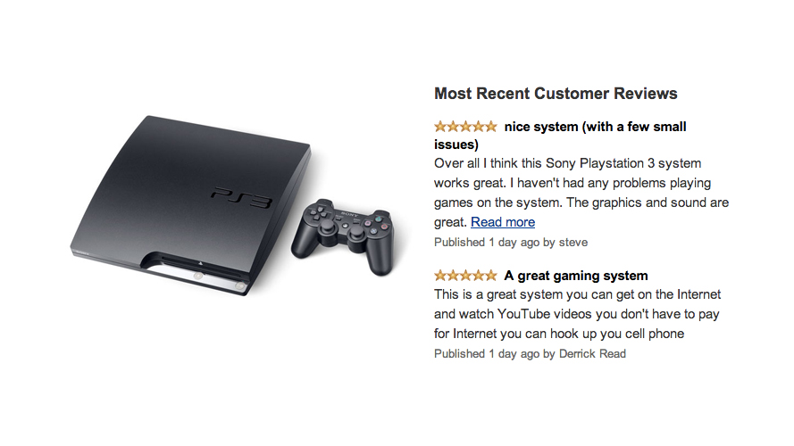 The Sony PlayStation 3 160GB System Review