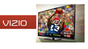 "VIZIO E241I-A1 24"" Razor LED Smart TV"