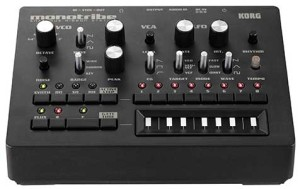 Korg MONOTRIBE 0-Key Electribe Style Analog Drums and Synthesizer Review
