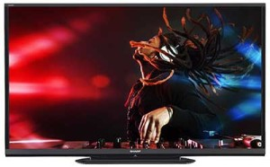 Sharp LC-80LE650U 80 inch AQUOS LED HDTV