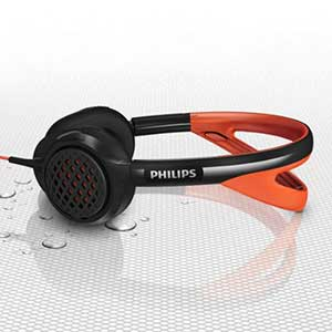 Philips ActionFit SHQ5200 Sports Headphones
